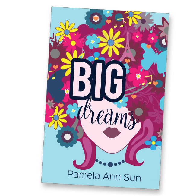 Big Dreams by Pamela Ann Sun - Australian Fiction Writer & Author