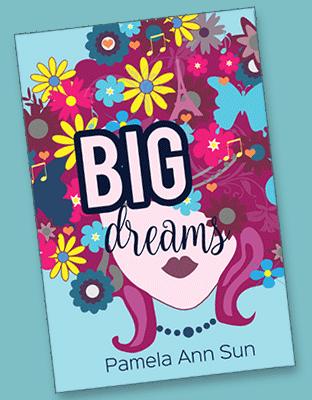 Australian Women Ficton Writer - Pamela Ann Sun - Big Dreams