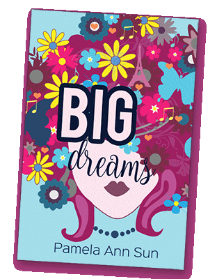 Australian Ficton Writer - Pamela Ann Sun - Big Dreams